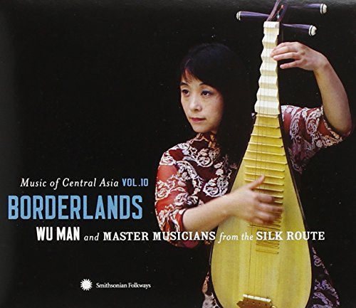 Wu & Master Musicians From Man Vol. 10 Music Of Central Asia Incl. DVD