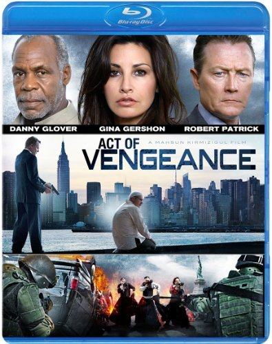 Act Of Vengeance Glover Patrick Gershon Blu Ray Ws R