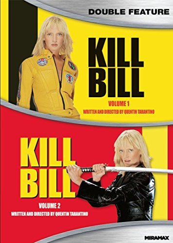 Kill Bill 1 & 2 Thurman Liu Fox Blu Ray Ws R 2 Br