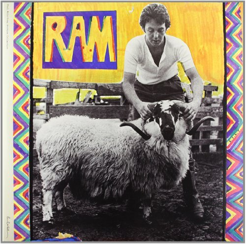 Paul & Linda Mccartney Ram 2 Lp