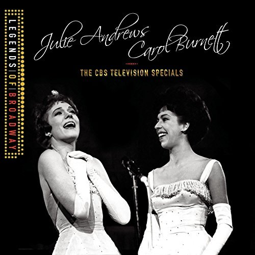 Julie & Carol Burnett Andrews Julie Andrews & Carol Burnett 2 CD