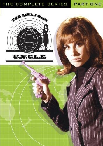 Girl From U.N.C.L.E. The Complete Series Part 1 DVD Mod This Item Is Made On Demand Could Take 2 3 Weeks For Delivery