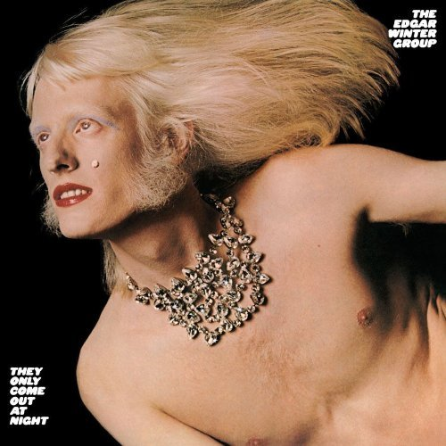 Edgar Winter They Only Come Out At Night Lmtd Ed.