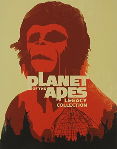 Planet Apes 5 Film Collection Planet Apes 5 Film Collection Blu Ray Ws Nr
