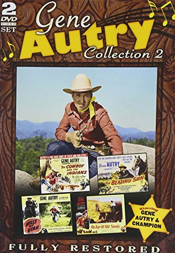 Gene Autry Colelction 2 Bw Nr 2 DVD