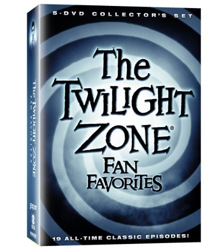 Twilight Zone Fan Favorites DVD Nr 5 DVD