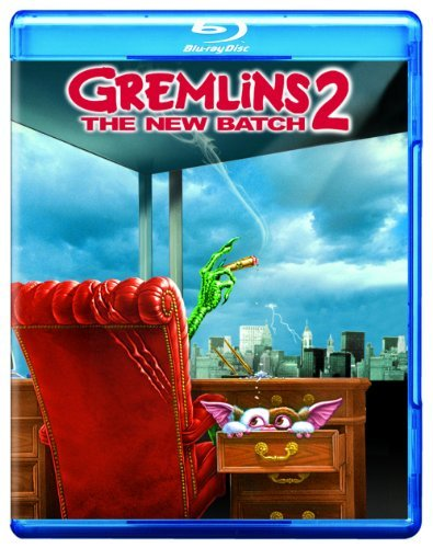 Gremlins 2 The New Batch Galligan Cates Glover Blu Ray Ws Galligan Cates Glover