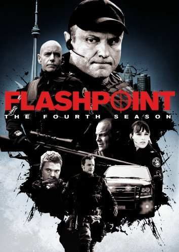 Flashpoint Season 4 DVD Nr Ws
