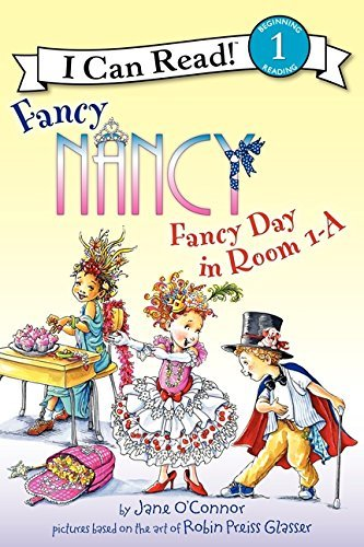 Jane O'connor Fancy Day In Room 1 A