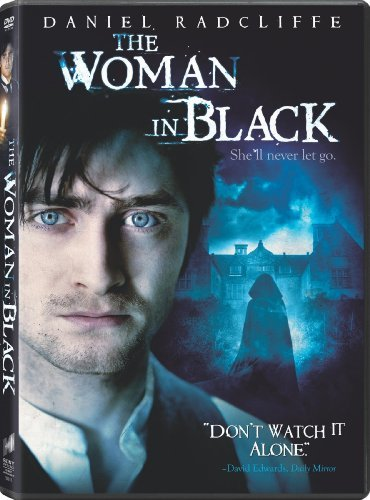 Woman In Black Radcliffe Mcteer DVD Dc Pg13
