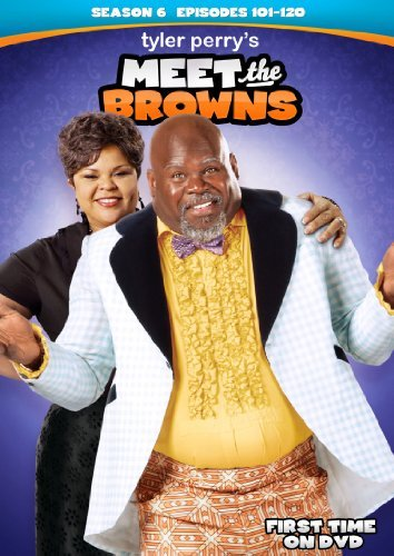 Meet The Browns Season 6 Tyler Perry DVD