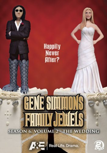 Gene Simmons Family Jewels Season 6 Pt. 2 Nr 2 DVD
