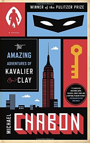 Michael Chabon The Amazing Adventures Of Kavalier & Clay