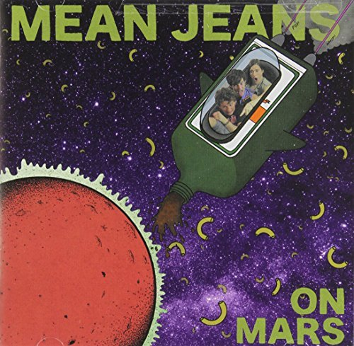 Mean Jeans On Mars