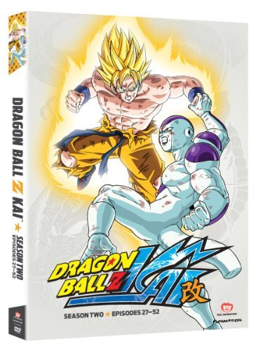 Dragon Ball Z Kai Season 2 Ws Tvpg 4 DVD