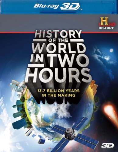 History Of The World In Two Ho History Of The World In Two Ho Blu Ray Ws 3d Nr
