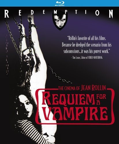 Requiem For A Vampire Rollin Castel Dargent Blu Ray Fra Lng Eng Dub