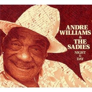 Andre & The Sadies Williams Night & Day Digipak