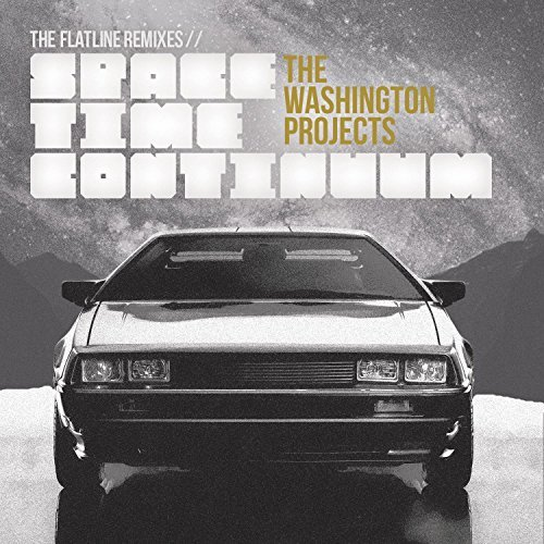 Washington Projects Space Time Continuum 2 CD