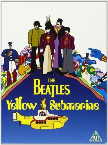 Beatles Yellow Submarine DVD