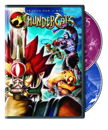 Thundercats Season 1 Book 2 Thundercats Nr
