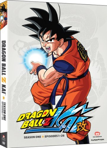Dragon Ball Z Kai Season 1 Tvpg 4 DVD