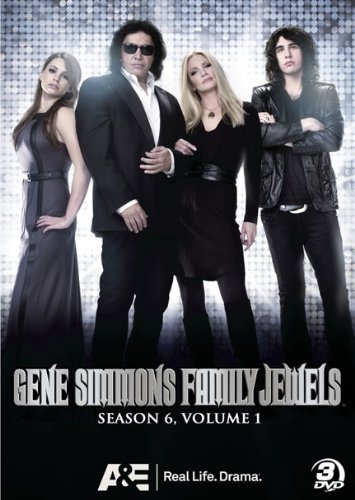 Gene Simmons Family Jewels Season 6 Pt. 1 Nr 3 DVD