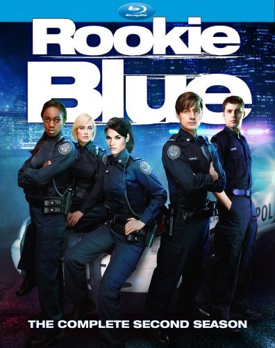 Rookie Blue Season 2 Blu Ray