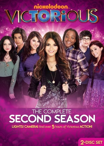 Victorious Season 2 DVD
