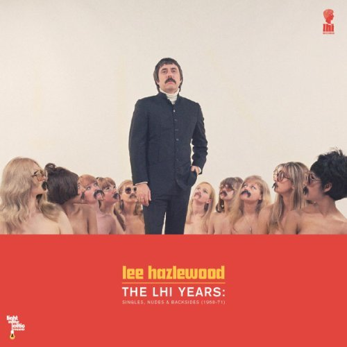 Lee Hazlewood Lhi Years Singles Nudes & Bac 2 Lp