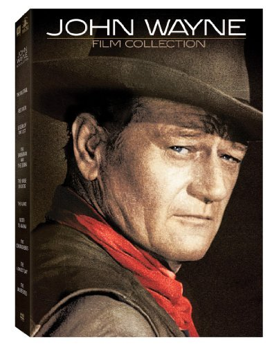 John Wayne Film Collection Wayne John Ws Nr 10 DVD