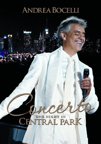 Andrea Bocelli Concerto One Night In Central