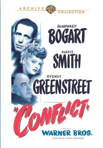 Conflict Bogart Smith Greenstreet DVD Mod This Item Is Made On Demand Could Take 2 3 Weeks For Delivery