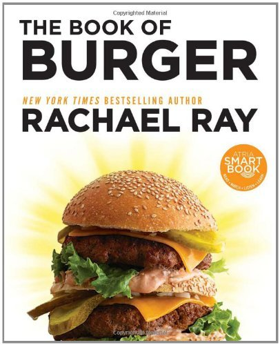 Ray Rachael Book Of Burger The
