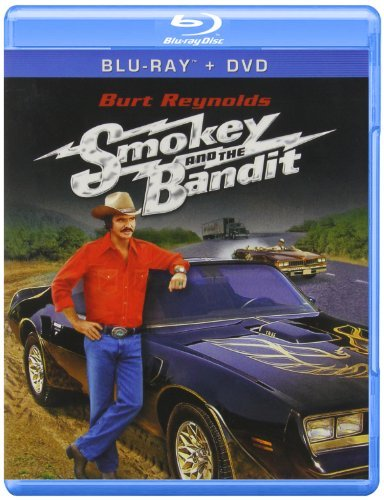 Smokey & The Bandit Reynolds Field Gleason Blu Ray Ws 100th Anniv. Ed. Nr Incl. DVD Dc