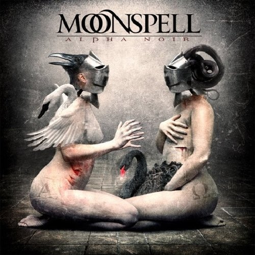 Moonspell Alpha Noir