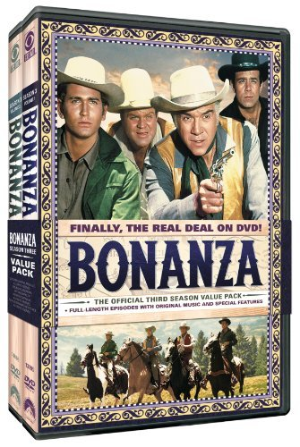 Bonanza Bonanza Vol. 1 2 Season 3 Nr 9 DVD