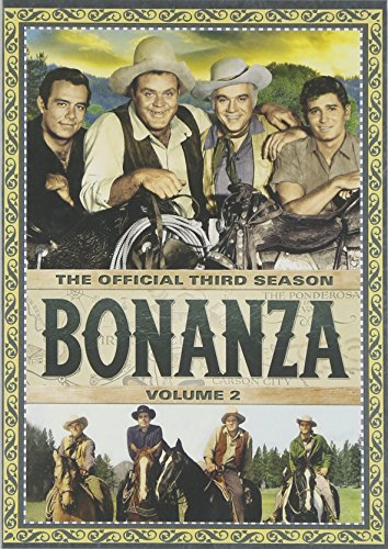 Bonanza Bonanza Vol. 2 Season 3 Nr 4 DVD