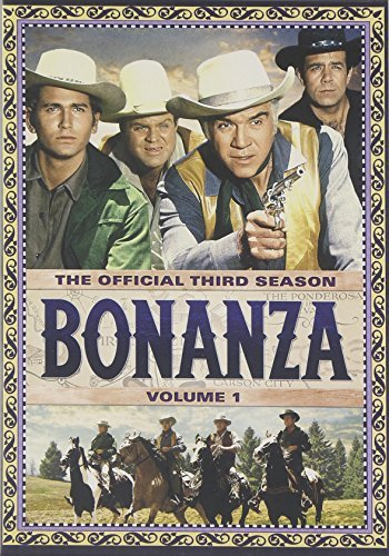 Bonanza Bonanza Vol. 1 Season 3 Nr 5 DVD