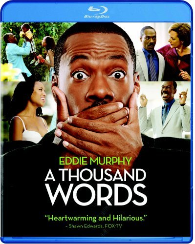 Thousand Words Murphy Washington Curtis Blu Ray Pg13 Dc