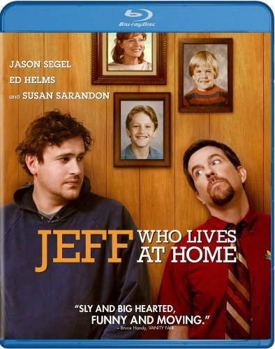 Jeff Who Lives At Home Segal Helms Greer Blu Ray Dc R