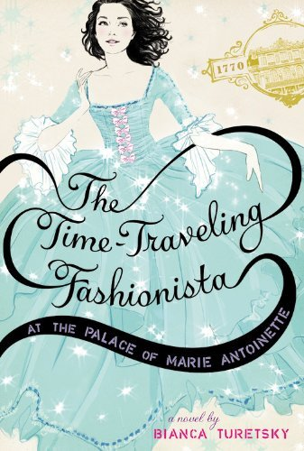 Bianca Turetsky The Time Traveling Fashionista At The Palace Of Ma