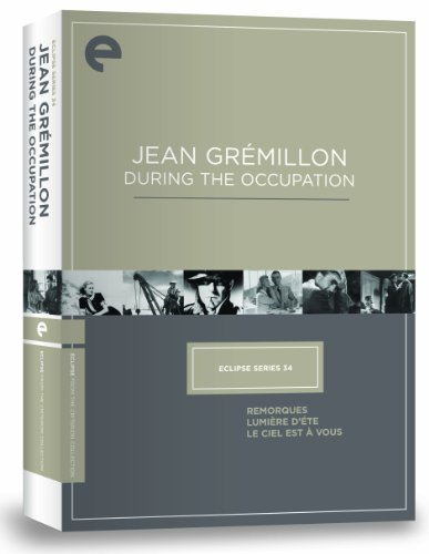 Jean Gremillon During The Occupation Bw Fra Lng Eng Sub Nr 3 DVD Criterion Collection