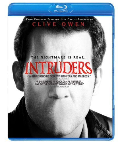 Intruders Owen Purnell Blu Ray Ws R