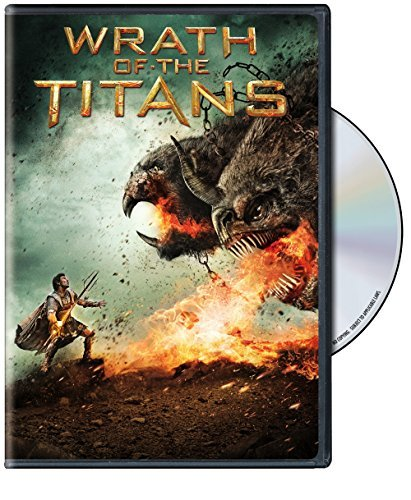 Wrath Of The Titans Worthington Neeson Fiennes Hus Ws Pg13