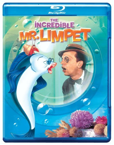 Incredible Mr. Limpet Knotts Cook Weston Blu Ray Ws G