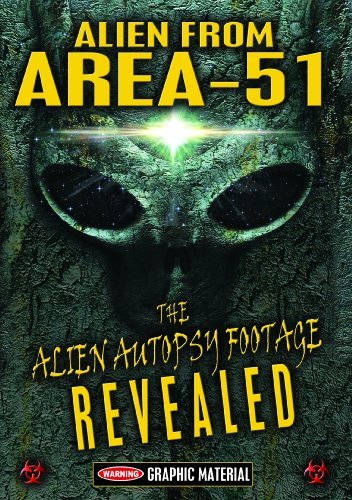 Ray & Ga Shoefield Santilli Alien From Area 51 The Alien Nr
