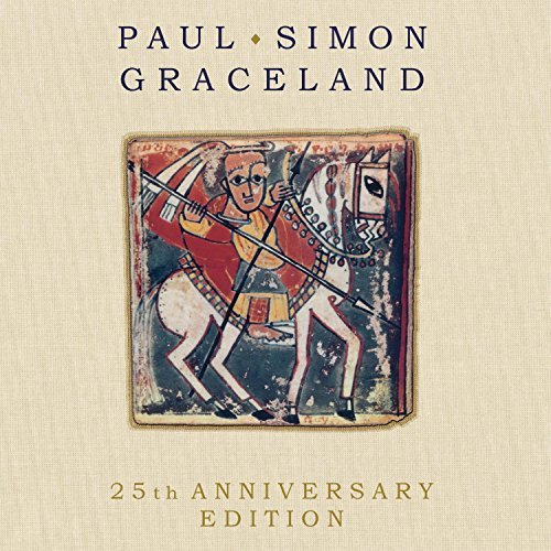 Paul Simon Graceland 25th Anniversary Edi Incl. DVD