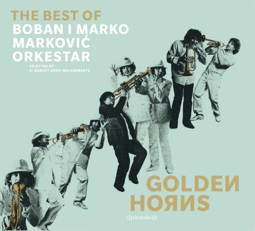 Boban & Marko Markovic Golden Horns The Best Of Digipak
