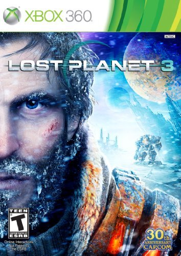 Xbox 360 Lost Planet 3 Capcom U.S.A. Inc. T